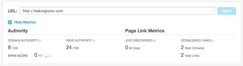 checking a domain names history